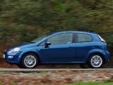 Fiat Punto 3-door UK-spec (199) 2012 images