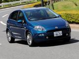 Fiat Punto JP-spec (199) 2012 images