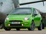 Fiat Punto TwinAir 5-door UK-spec (199) 2012–13 photos