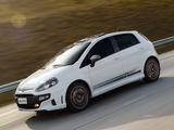 Fiat Punto T-Jet BR-spec (310) 2012 photos