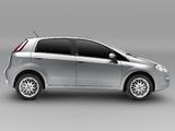 Fiat Punto BR-spec (310) 2012 photos