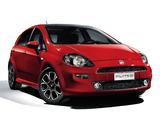 Fiat Punto 5-door (199) 2012 photos