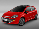 Fiat Punto Sporting BR-spec (310) 2012 photos