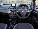 Fiat Punto 5-door UK-spec (199) 2012 photos