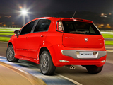 Fiat Punto Sporting BR-spec (310) 2012 pictures