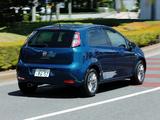 Fiat Punto JP-spec (199) 2012 pictures