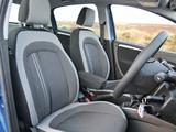 Fiat Punto 5-door UK-spec (199) 2012 wallpapers