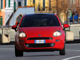Fiat Punto 3-door (199) 2012 wallpapers