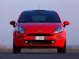 Fiat Punto 3-door (199) 2012 wallpapers