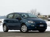 Fiat Punto 5-door (199) 2012 wallpapers