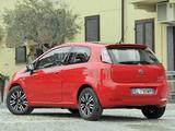 Fiat Punto TwinAir 3-door (199) 2012 wallpapers