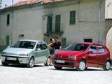Fiat Punto photos