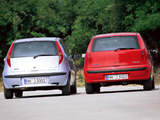 Fiat Punto wallpapers