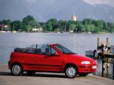 Images of Fiat Punto Cabrio ELX (176) 1994–2000