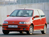 Images of Fiat Punto Sporting (176) 1995–99