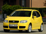Images of Fiat Punto Sporting (188) 2003–05
