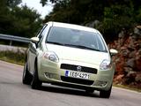 Images of Fiat Grande Punto 5-door (199) 2005–12