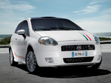 Images of Fiat Grande Punto T-Jet 3-door (199) 2007–09