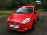 Images of Fiat Punto ZA-spec (310) 2009–12
