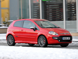 Images of Fiat Punto Evo 3-door UK-spec (199) 2010–12