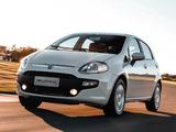 Images of Fiat Punto BR-spec (310) 2012