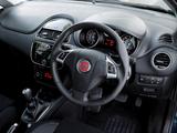 Images of Fiat Punto JP-spec (199) 2012
