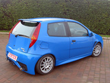 Photos of Lester Fiat Punto 3-door (188) 1999–2003