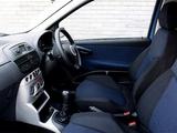 Photos of Fiat Punto HGT UK-spec (188) 1999–2003