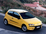 Photos of Fiat Punto Sporting NZ-spec (188) 2002–03
