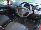 Photos of Fiat Grande Punto Van UK-spec (199) 2007–12