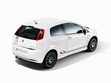 Photos of Fiat Grande Punto T-Jet 3-door (199) 2007–09