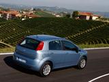 Photos of Fiat Grande Punto Natural Power 5-door (199) 2008–12