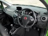 Photos of Fiat Punto TwinAir 5-door UK-spec (199) 2012–13