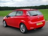 Photos of Fiat Punto 3-door UK-spec (199) 2012