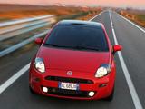 Photos of Fiat Punto 3-door (199) 2012
