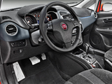 Photos of Fiat Punto Sporting BR-spec (310) 2012