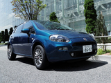 Photos of Fiat Punto JP-spec (199) 2012