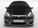 Photos of Fiat Punto T-Jet BR-spec (310) 2012