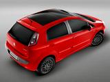 Photos of Fiat Punto Sporting BR-spec (310) 2012