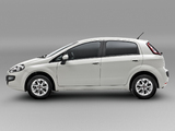 Photos of Fiat Punto BR-spec (310) 2012