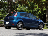 Photos of Fiat Punto JP-spec (199) 2012
