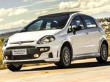 Photos of Fiat Punto BlackMotion (310) 2013