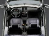 Pictures of Fiat Punto Cabrio ELX (176) 1994–2000
