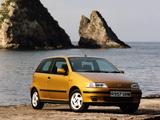 Pictures of Fiat Punto Sporting UK-spec (176) 1995–99