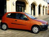 Pictures of Fiat Punto 3-door UK-spec (188) 1999–2003