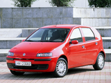Pictures of Fiat Punto 5-door (188) 1999–2003