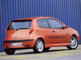 Pictures of Fiat Punto Sporting (188) 1999–2003