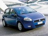 Pictures of Fiat Grande Punto 5-door (199) 2005–12