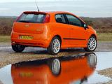 Pictures of Fiat Grande Punto 3-door UK-spec (199) 2006–10