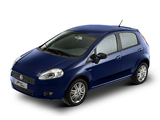 Pictures of Fiat Punto BR-spec (310) 2007–12